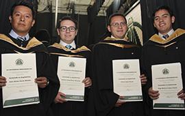 Graduación Solemne