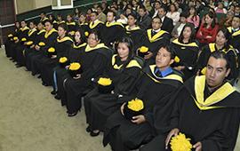 Graduación Facultad de Medicina
