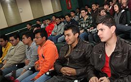 Reunión informativa Facultad de Ingeniería