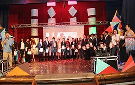 Arcadia 2014: Gala de Premiación