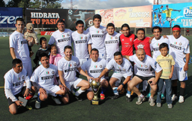 Final del Torneo Clausura Interfacultades