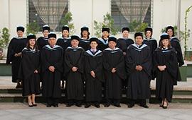 Graduación Maestría en Docencia Superior