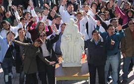 Celebración Fiesta de Don Bosco – Las Américas
