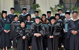Graduación Maestría en Desarrollo Humano Integral