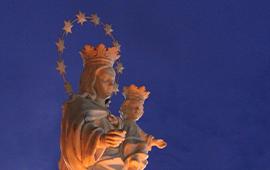 Festejo a María Auxiliadora