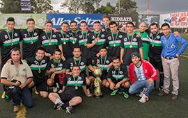 Final Torneo Apertura Interfacultades