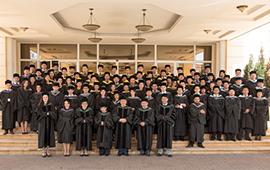 Graduación General – junio 2015