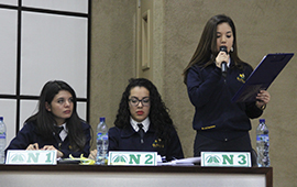 Final I Torneo de Debate Interescolar