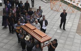 Homenaje póstumo a Jacinto Santos