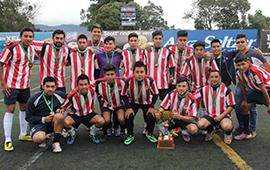 Final del Torneo Clausura de Futbol 11