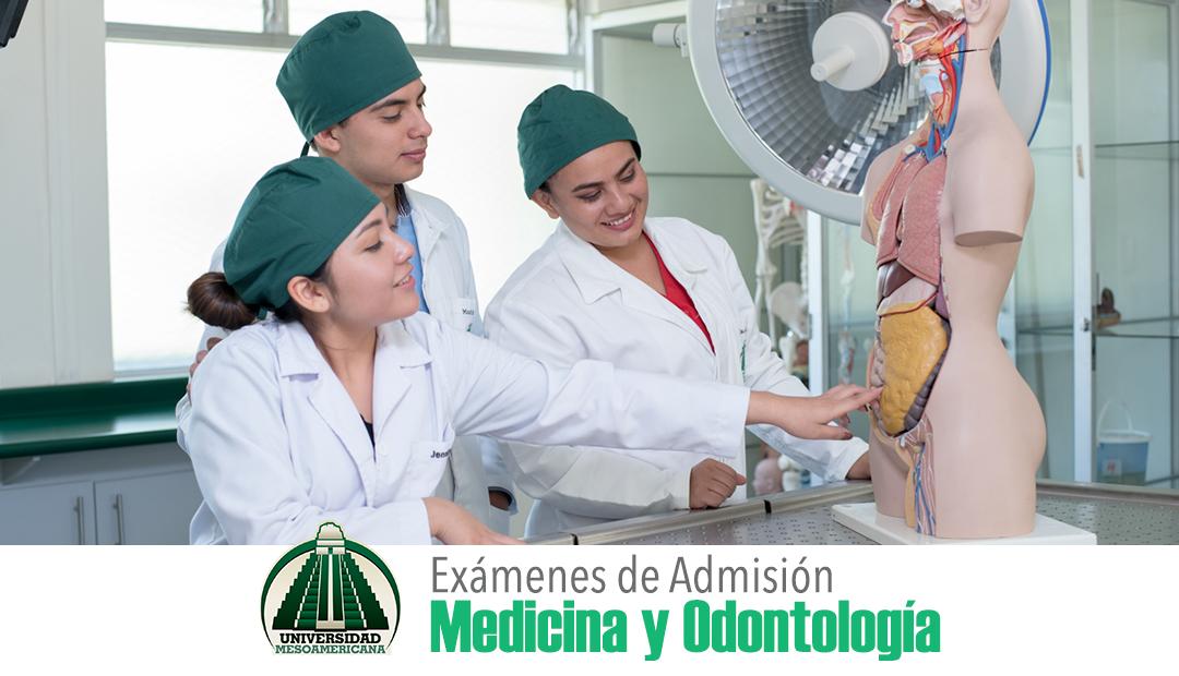 Exámenes de admisión – Clic en la imagen para ver las fechas