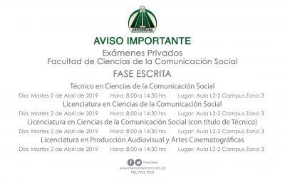 CIENCIAS DE LA COMUNICACIÓN SOCIAL