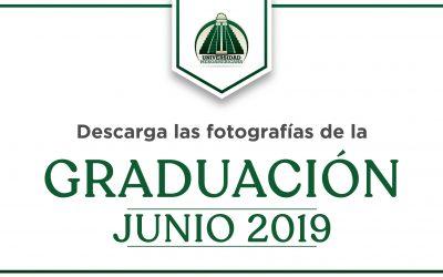 FOTOGRAFÍAS GRADUACIÓN JUNIO 2019